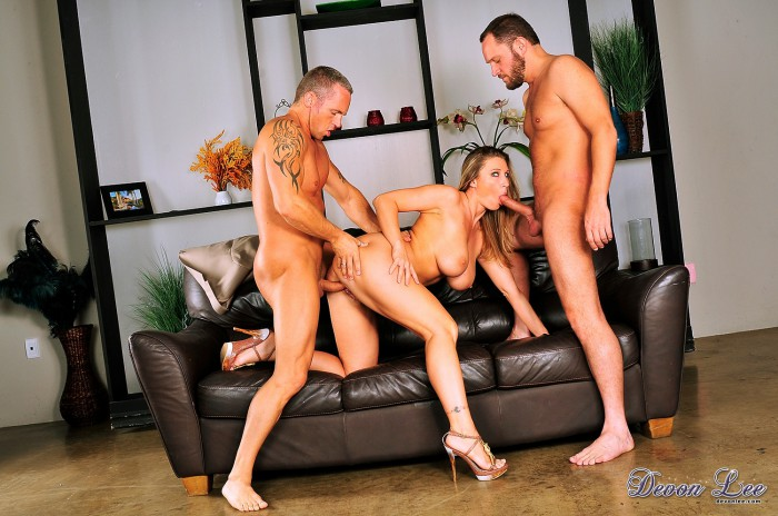 Devon Lee Threesome